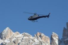 Modellflug in Tiers am Rosengarten in den Dolomiten_15