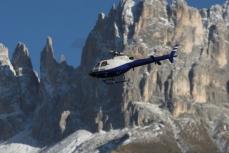 Modellflug in Tiers am Rosengarten in den Dolomiten_19