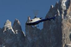Modellflug in Tiers am Rosengarten in den Dolomiten_20