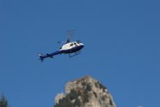 Modellflug in Tiers am Rosengarten in den Dolomiten_23