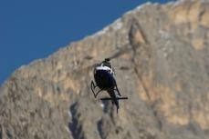 Modellflug in Tiers am Rosengarten in den Dolomiten_25