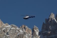Modellflug in Tiers am Rosengarten in den Dolomiten_28