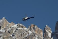 Modellflug in Tiers am Rosengarten in den Dolomiten_29