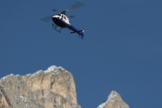 Modellflug in Tiers am Rosengarten in den Dolomiten_31