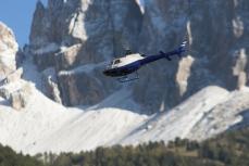 Modellflug in Tiers am Rosengarten in den Dolomiten_33