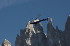 Modellflug in Tiers am Rosengarten in den Dolomiten_34