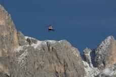 Modellflug in Tiers am Rosengarten in den Dolomiten_39
