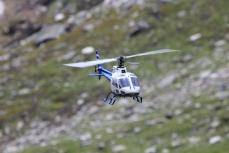 Modellflug in Tiers am Rosengarten in den Dolomiten_3