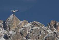 Modellflug in Tiers am Rosengarten in den Dolomiten_40