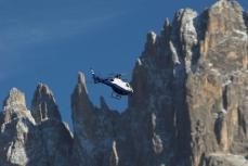 Modellflug in Tiers am Rosengarten in den Dolomiten_42