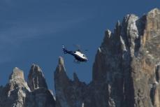 Modellflug in Tiers am Rosengarten in den Dolomiten_43