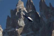 Modellflug in Tiers am Rosengarten in den Dolomiten_45