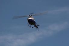 Modellflug in Tiers am Rosengarten in den Dolomiten_46