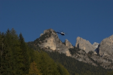 Modellflug in Tiers am Rosengarten in den Dolomiten_48