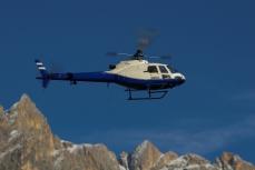 Modellflug in Tiers am Rosengarten in den Dolomiten_53