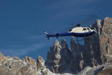 Modellflug in Tiers am Rosengarten in den Dolomiten_54