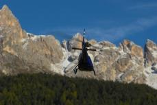 Modellflug in Tiers am Rosengarten in den Dolomiten_57