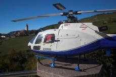 Modellflug in Tiers am Rosengarten in den Dolomiten_60
