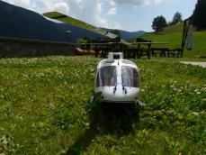 Modellflug in Tiers am Rosengarten in den Dolomiten_62