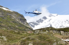 Modellflug in Tiers am Rosengarten in den Dolomiten_63