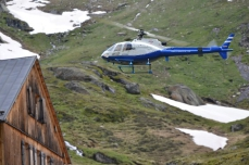 Modellflug in Tiers am Rosengarten in den Dolomiten_64