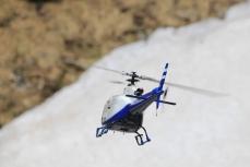 Modellflug in Tiers am Rosengarten in den Dolomiten_69