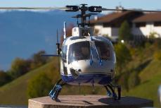 Modellflug in Tiers am Rosengarten in den Dolomiten_6
