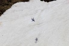 Modellflug in Tiers am Rosengarten in den Dolomiten_70